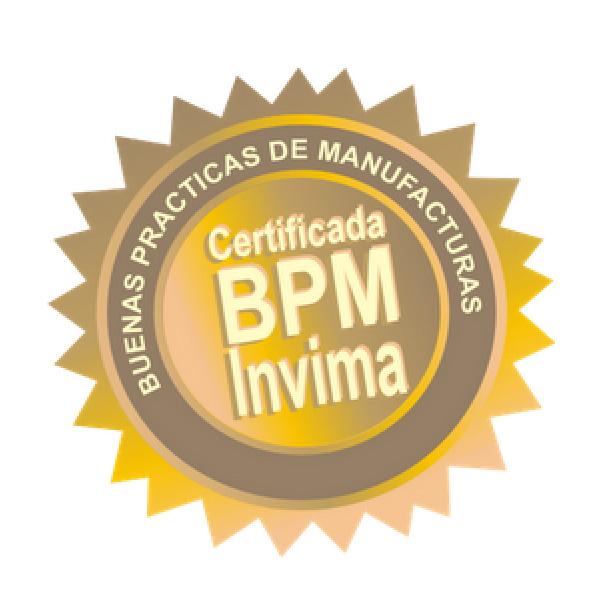 Logo Certificación BPM