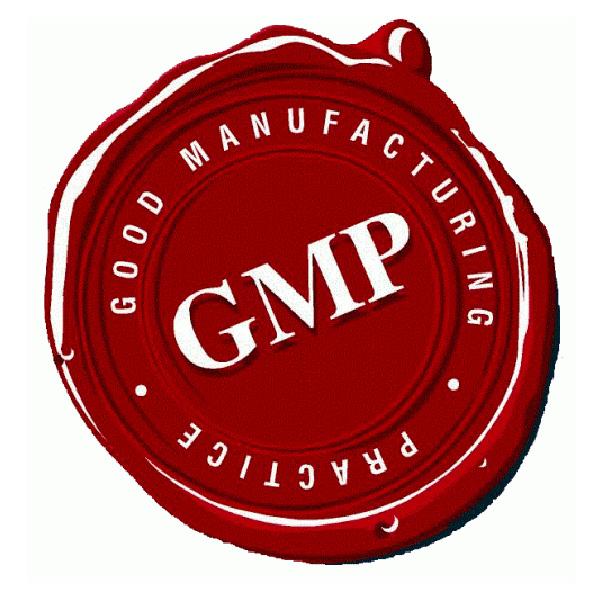 Logo Certificado GMP